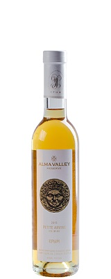 Петит Арвин Резерв Ice Wine ALMA VALLEY Белое сладкое вино