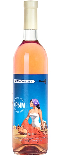 Summer Wine ALMA VALLEY